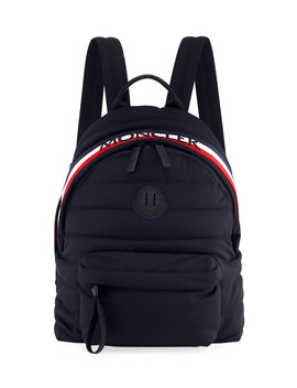 Men's Dolomites Quilted Nylon Backpack by Moncler