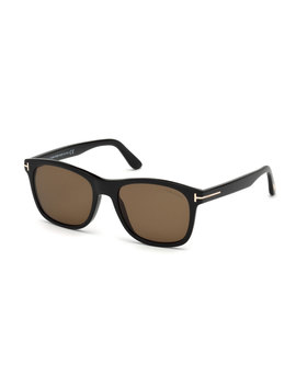 Eric Square Acetate Sunglasses by Tom Ford