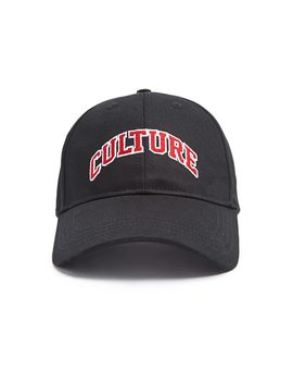 Men Culture Graphic Dad Cap by Forever 21