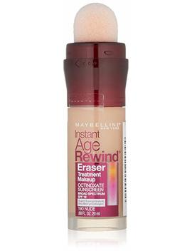 Maybelline New York Instant Age Rewind Eraser Treatment Makeup, Nude 190, 0.68 Fluid Ounce by Maybelline