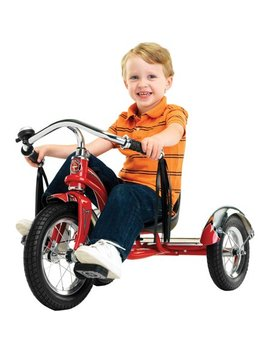 "12"" Schwinn Roadster Trike, Red by Schwinn"