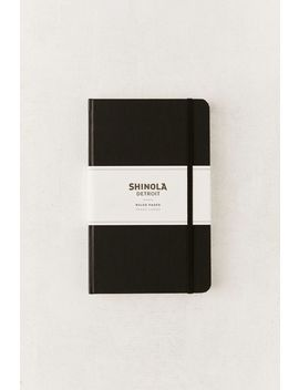 Shinola Linen Journal by Shinola