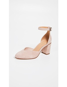 Adele Block Midheel Pumps by Soludos