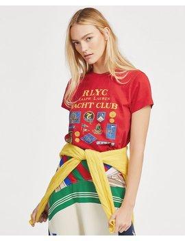 Nautical Cotton T Shirt by Ralph Lauren