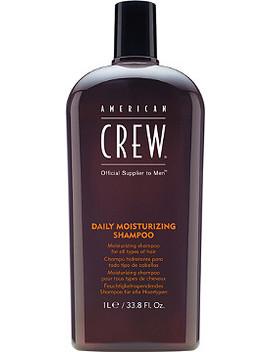 Daily Moisturizing Shampoo by American Crew