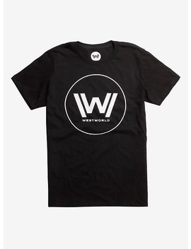 Westworld Logo T Shirt by Hot Topic