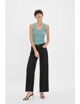Ribbed Top  New Inwoman New Collection by Zara