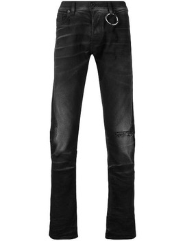 Relaxed Skinny Jeans by Diesel