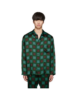 Multicolor Casal Shirt by Dries Van Noten