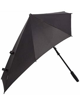 "Senz ""Smart Stormproof Stick Umbrella In Black Out by Senz"