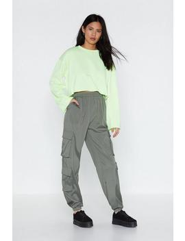 Deep Pockets Cargo Pants by Nasty Gal