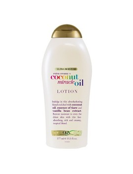 Ogx® Extra Creamy Coconut Miracle Ultra Moisture Lotion 19.5 Oz by Ogx