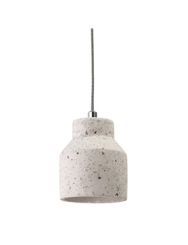 Terrazzo Pendant Lamp   Natural by Bloomingville