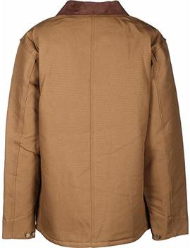 Carhartt Men's Duck Chore Coat Blanket Lined C001 by Carhartt