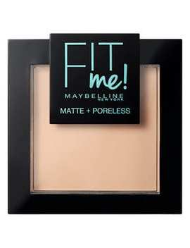 Maybelline Fit Me Matte & Poreless Powder 128 Warm Nude by Superdrug