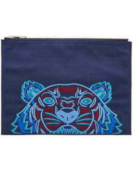 Kenzo Tiger Pouch by End.