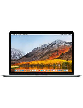 "2018 Apple Mac Book Pro 13"" Touch Bar, Intel Core I5, 8 Gb Ram, 256 Gb Ssd, Space Grey by Apple"