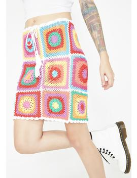Groovy Granny Skirt by Fluffy