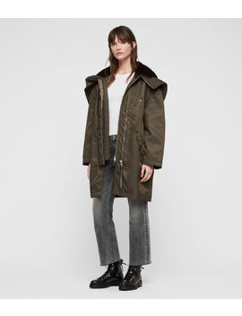 Tyra Parka by Allsaints