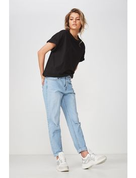 The Boyfriend Denim Jean by Cotton On