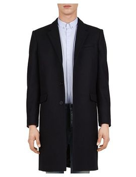Classic Feltro Coat by The Kooples