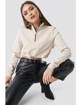 Cropped Jersey Sweater by Chloé B X Na Kd