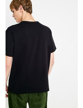 Champion Logo Black T Shirt by Champion