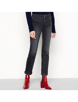 J By Jasper Conran   Grey 'lift And Shape' Straight Leg Jeans by J By Jasper Conran