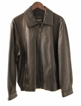 Pronto Uomo Leather Jacket   Men's Medium (M/M) by Pronto Uomo