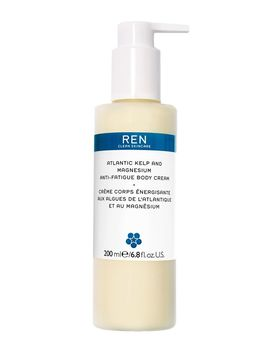 Atlantic Kelp And Magnesium Anti Fatigue Body Cream by Ren Clean Skincare