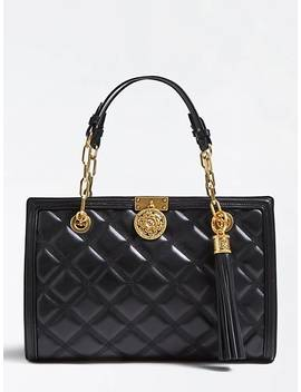 Sandy Leather Handbag by Guess