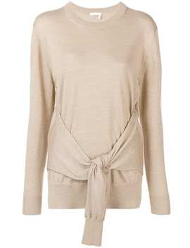 Knot Detail Sweater by Chloé