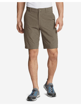 Men's Amphib Chino Shorts   Classic Fit by Eddie Bauer