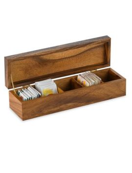 Townhouse Tea Box by Bed Bath And Beyond