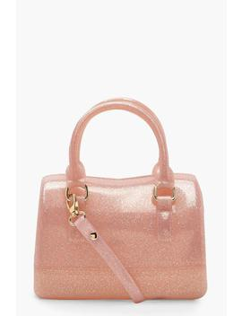 Glitter Mini Grab Bag by Boohoo