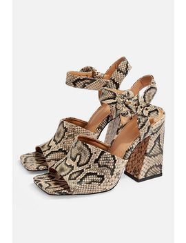 Sahara Self Serve Sandals by Topshop