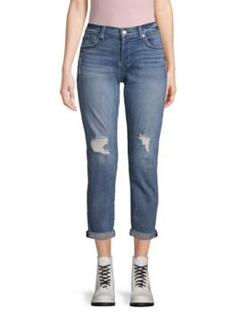 Rolled Cuff Jeans by 7 For All Mankind