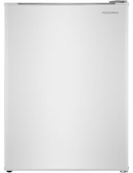 2.6 Cu. Ft. Mini Fridge   White by Insignia™