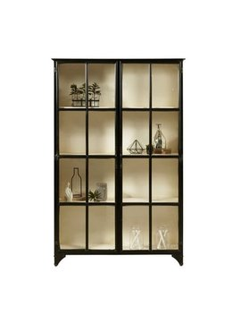 Accentrics Home Maura Iron Display Cabinet by Accentrics Home