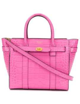 Classic Tote Bag by Mulberry
