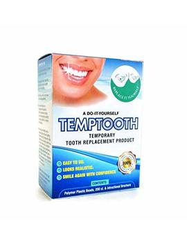 Temptooth #1 Seller Trusted Patented Temporary Tooth Replacement Product   With Free Dental Tools by Temptooth
