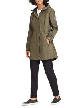 Soft Shell Hooded Jacket by Lauren Ralph Lauren