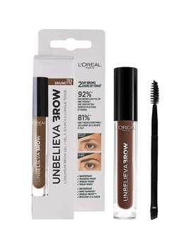 L'oreal Unbelieva Brow Gel Brunette 105 by Superdrug