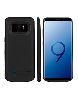 For Samsung Galaxy S9/S9 Plus Battery Case, 5000m Ah/6000m Ah Rechargeable Extended Battery Charging Case by Akd Steel