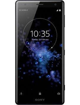 Xperia Xz2 With 64 Gb Memory Cell Phone (Unlocked)   Liquid Black by Sony