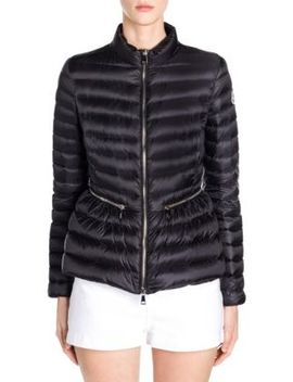 Agate Quilted Jacket by Moncler