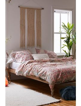 Vintage Inspired Enchanted Duvet Cover Set by Urban Outfitters