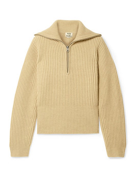 Karolyn Ribbed Wool Sweater by Acne Studios