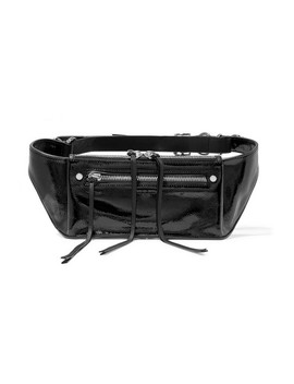 Ellis Textured Patent Leather Belt Bag by Rag & Bone