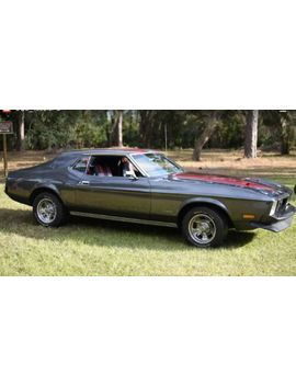 1973 Ford Mustang by Ebay Seller